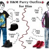 H&M party outfits for him